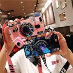 قاب طرح دوربین لیزری مناسب برای گوشی های ایفون ۶ و ۶S