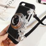 قاب طرح دوربین مناسب برای گوشی های ایفون ۷ و ۸