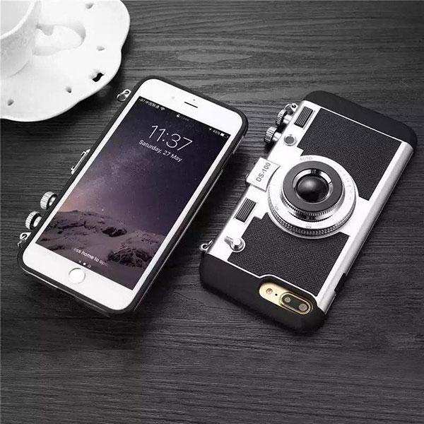 قاب طرح دوربین مناسب برای گوشی های ایفون 7 و 8