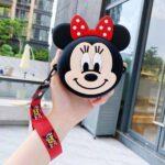 کیف هندزفری و شارژر مینی موس ( Minnie Mouse )
