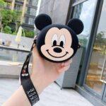 کیف هندزفری و شارژر میکی موس ( Mickey Mouse )