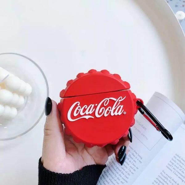 کاور ایرپاد طرح coca cola کوکا کولا (مناسب برای سری 1 و 2)