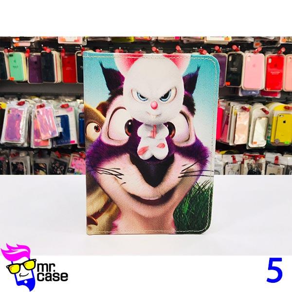 کیف تبلت عروسکی ۸ اینچ در ۱۰ طرح