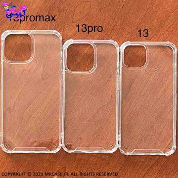 قاب گوشی بی رنگ شفاف ایفون 13 Pro Max